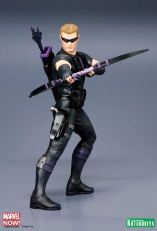 Hawkeye Avengers Now ArtFX Statue from Kotobukiya and Marvel