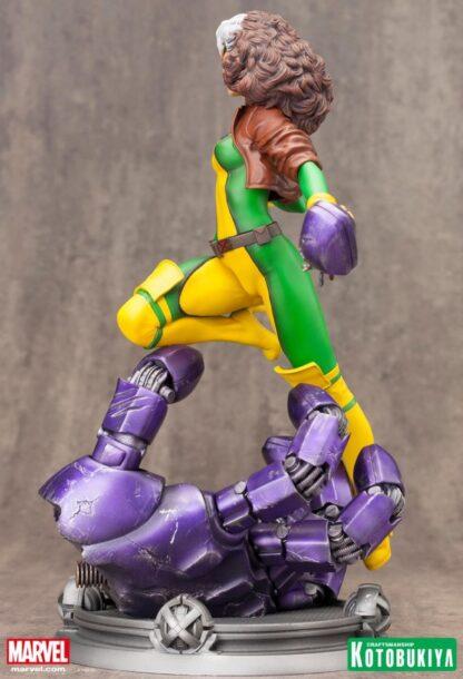 Rogue X-Men Danger Room Sessions Fine Art Statue from Marvel and Kotobukiya