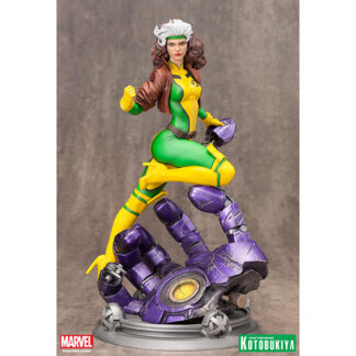 Rogue X-Men Danger Room Sessions Fine Art Statue from Marvel and Kotobukiya