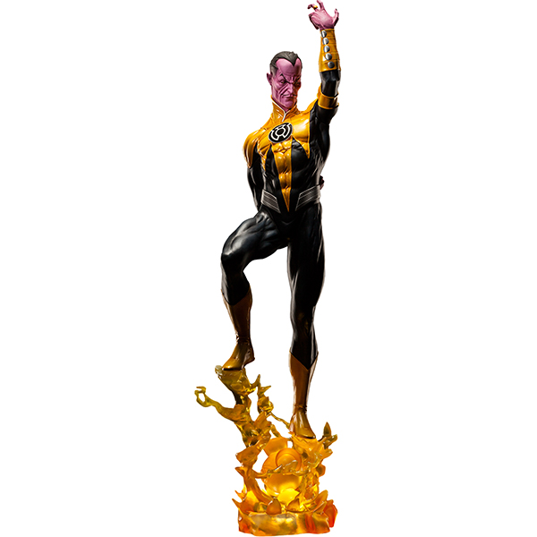 Sinestro Premium Format Figure™ from Sideshow Collectibles
