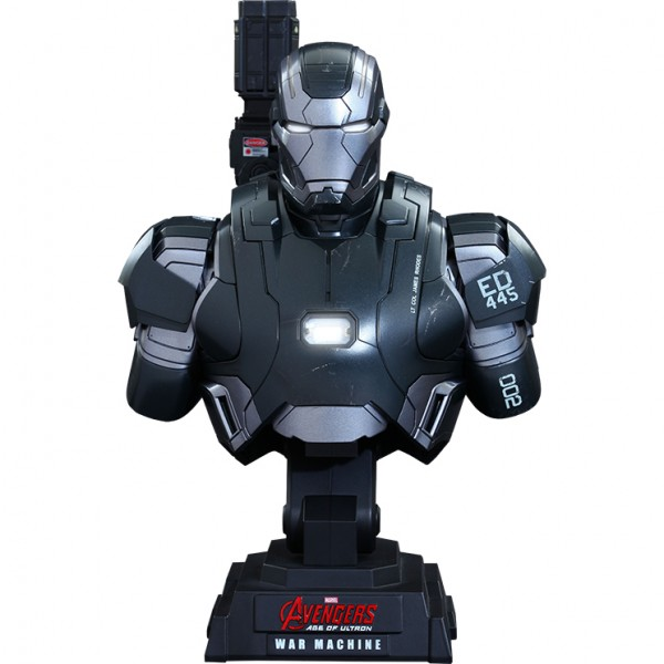 War Machine Mark II Quarter Scale Collectible Bust from Sideshow Collectibles