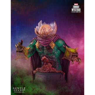 Mysterio Zombie Bust from Marvel and Gentle Giant
