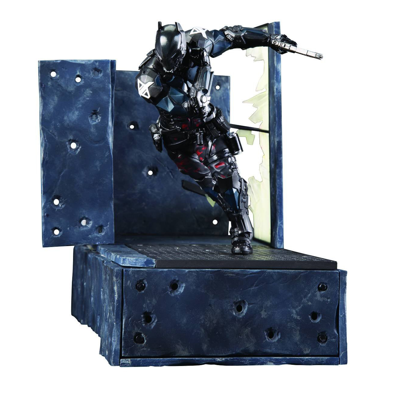 Arkham Knight ArtFX Statue from DC Comics and Kotobukiya