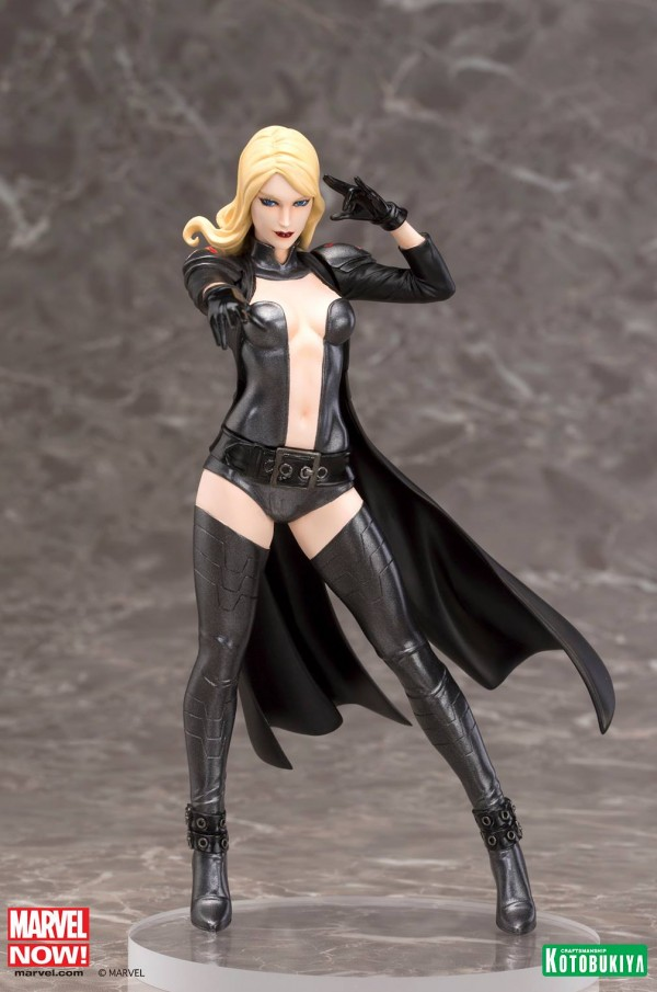 Marvel Now Emma Frost ArtFX X-Men Statue from Marvel and Kotobukiya