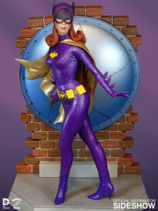Batgirl Yvonne Craig Maquette Statue from DC Comics and Tweeterhead