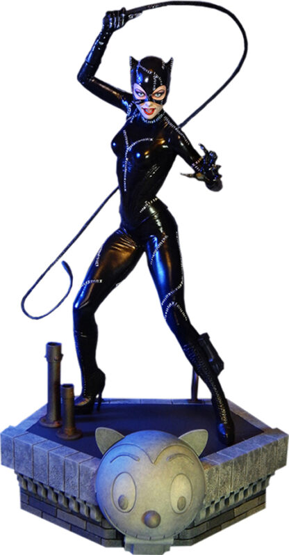 Catwoman Batman Returns Michelle Pfeiffer Statue from Tweeterhead