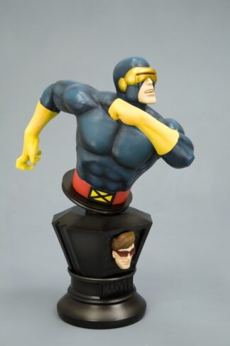 Cyclops X-Men Classic Chapter Fine Art Bust from Marvel and Kotobukiya