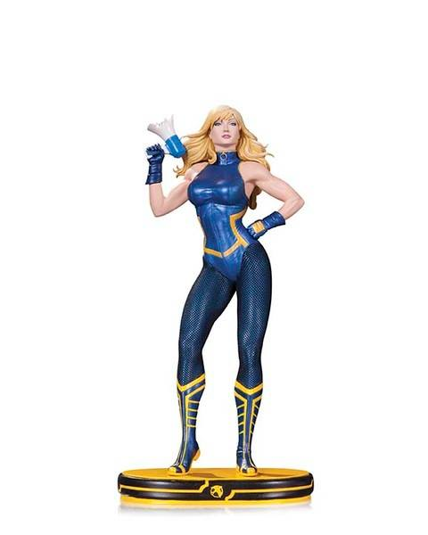 DC Comics Cover Girls Black Canary Statue