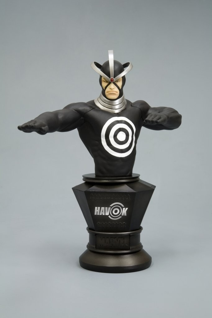 Havok X-Men Classic Chapter Fine Art Bust from Kotobukiya and Marvel