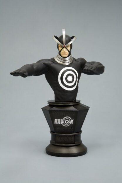 Havok X-Men Classic Chapter Fine Art Bust from Kotobukiya and Marvel