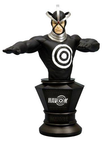 Havok X-Men Classic Chapter Fine Art Bust