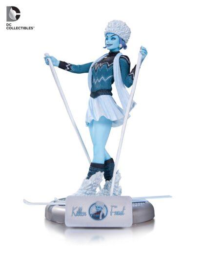 DC Bombshells Killer Frost Statue