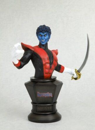 Nightcrawler X-Men Classic Chapter Fine Art Bust
