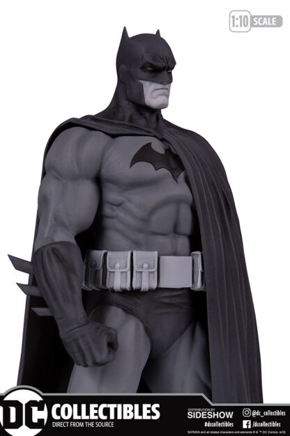 Batman Black and White Jim Lee Version 3 Statue from DC Direct