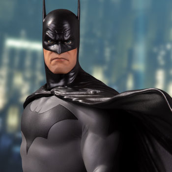Batman Deluxe Statue from DC Direct