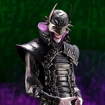 Batman Who Laughs Statue from DC Comics and Kotobukiya