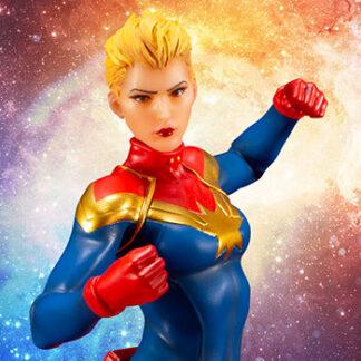 Captain Marvel ARTFX Marvel Comics Avengers Series Statue from Kotobukiya