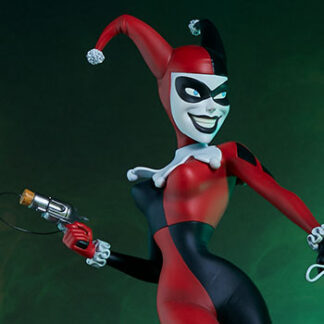 Harley Quinn Animated Series Collection Statue from Sideshow Collectibles