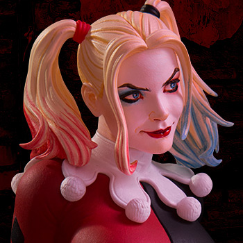 Harley Quinn Statue by DC Direct