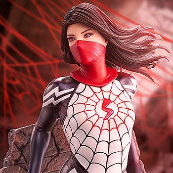 Silk Marvel ARTFX Premier from Kotobukiya