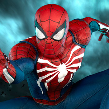 Spider-Man Advanced Suit Statue from PCS Collectibles