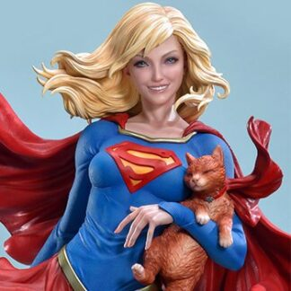 Supergirl Statue from Prime 1 Studio
