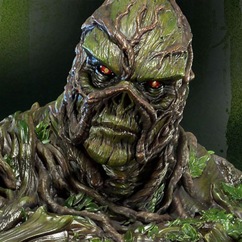 Swamp Thing Statue from Prime 1 Studio