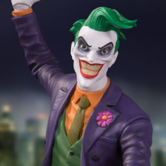 The Joker Batman Rogues Gallery Multi-Part Statue from DC Direct