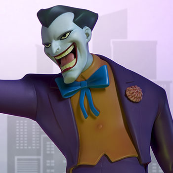 Batman the Animated Series Joker from Sideshow Collectibles