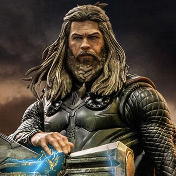 Thor Avengers Endgame Statue