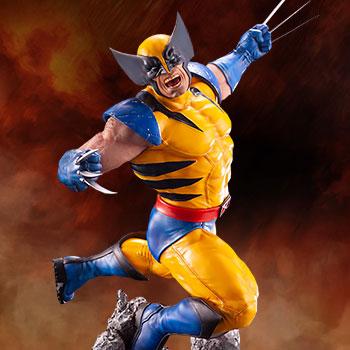 Wolverine X-Men Fine Art Statue from Kotobukiya