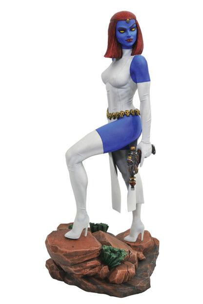 Marvel Comic Premier Collection Mystique Resin Statue