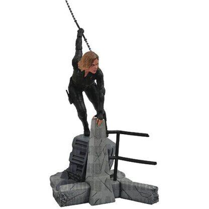 Marvel Gallery Avengers: Infinity War Black Widow Statue from Diamond Select