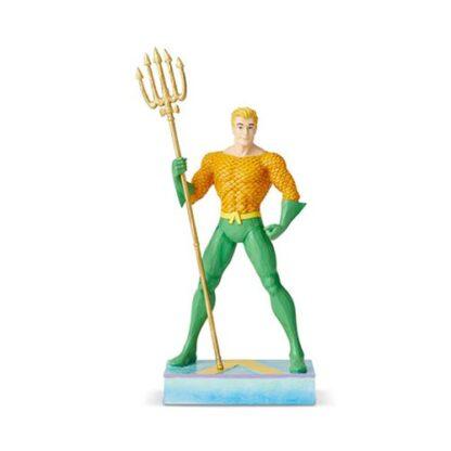 Aquaman Jim Shore Statue from Enesco and DC Comics