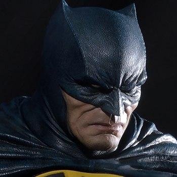 Batman Deluxe Version The Dark Knight III: The Master Race statue from Prime 1 Studio and DC Comics