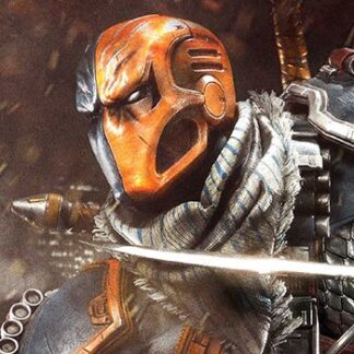 Deathstroke 1:3 Scale statue from Prime 1 Studio and DC Comics