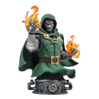 Marvel Comics Doctor Doom Bust from Diamond Select