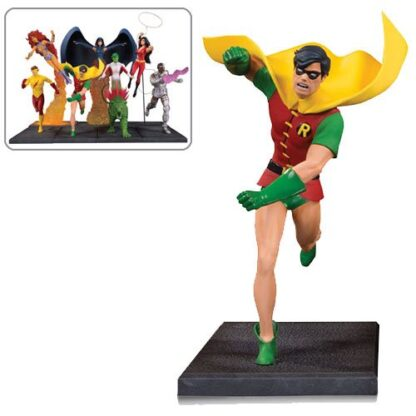 Robin Teen Titans Multi-Part Statue from DC Direct