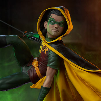 Robin Premium Format Figure from DC Comics and Sideshow Collectibles