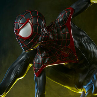 Spider-Man Miles Morales Premium Format™ Figure by Sideshow Collectibles
