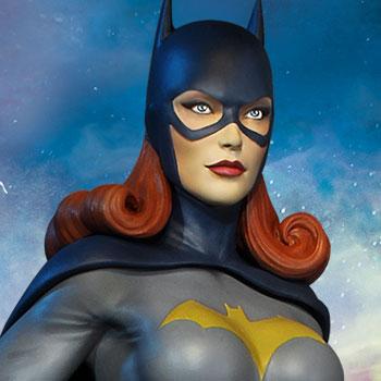 Super Powers Batgirl Maquette by Tweeterhead