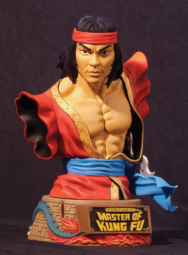 Shang-Chi Statues and Busts