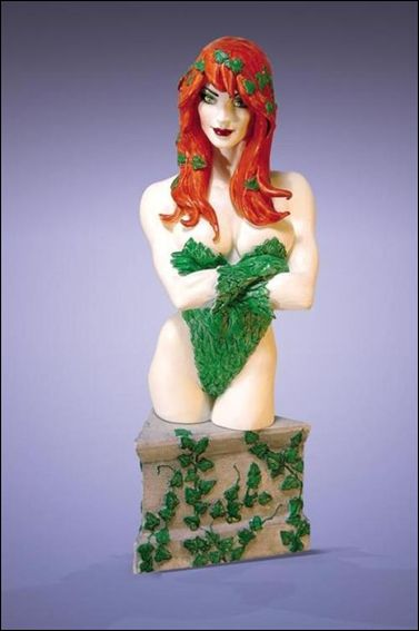 Poison Ivy Women of the DC Universe Series 1 Bust