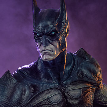 Batman Gotham City Nightmare Collection Statue by Sideshow Collectibles