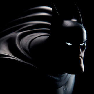 Batman the Animated Series Statue from Sideshow Collectibles