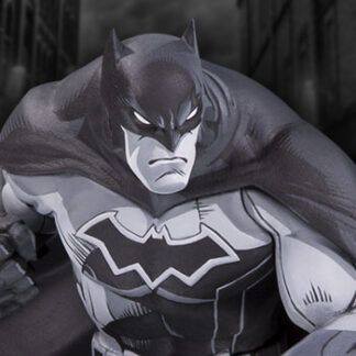 Batman Black and White Joe Madureira Statue by DC Direct