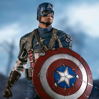 Captain America: The First Avenger Statue by Iron Studios