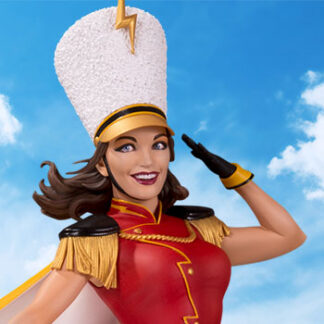 Mary Shazam! DC Bombshells Statue from DC Direct