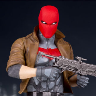 Red Hood Bat-Family DC Comics Statue from DC Direct