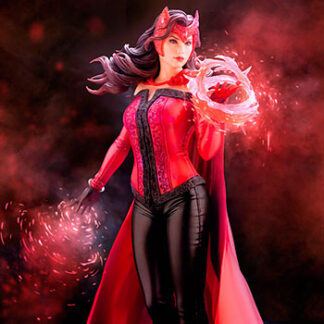 Scarlet Witch Statue by Kotobukiya